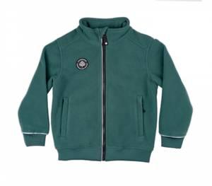 Bilde av GK Timotei teknisk fleece jakke petrolgrønn