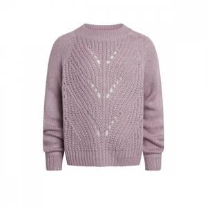 Bilde av Grunt Mall knit violet