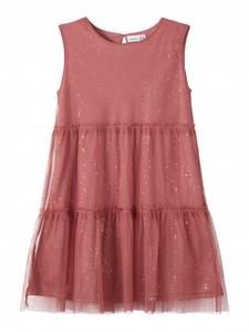 Bilde av Tyll kjole Ronja deco rose