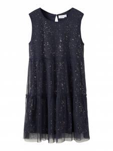 Bilde av Tyll kjole Ronja dark sapphire