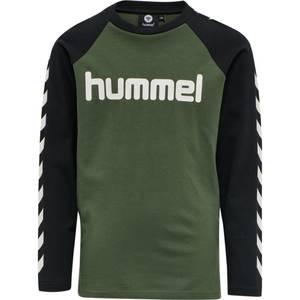 Bilde av Hml Boys ls t-shirt thyme