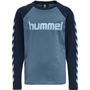 Bilde av Hml Boys ls t-shirt china blue